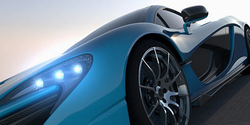 Automotive coatings